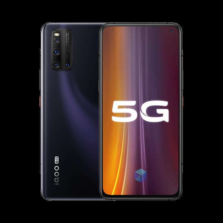 vivo旗舰手机iQOO3发布 865双模5G+UFS3.1+LPDDR5够强劲